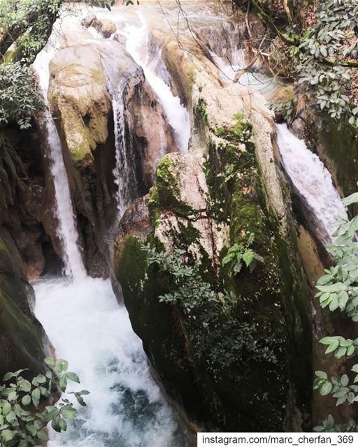 Hike Discover Explore AlMokhtara Waterfalls Lebanon 💦🇱🇧... (Al Mukhtarah, Mont-Liban, Lebanon)