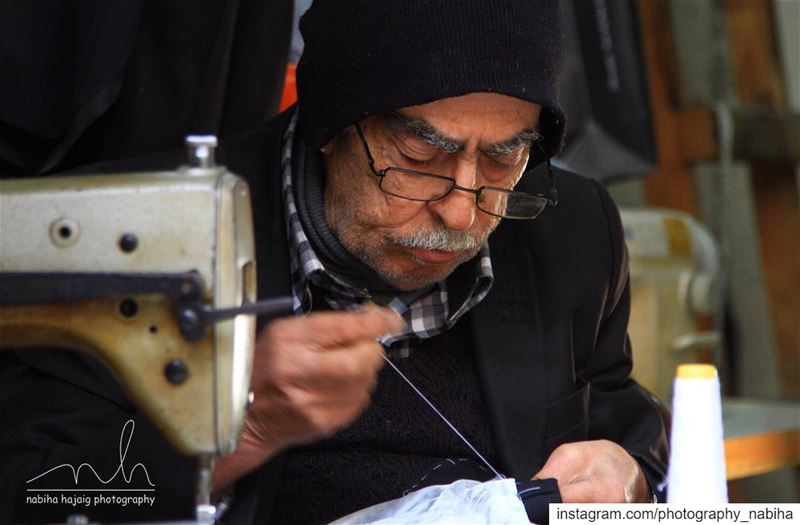 Sewing up   local  village  beirut  photography  Lebanon  canon7d ...