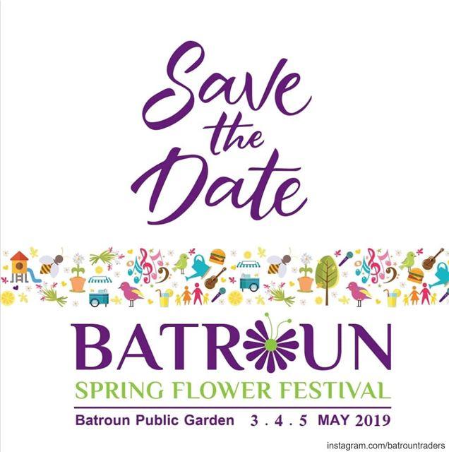 batroun spring_flower_festival springflowerfestival ... (Batroun Spring Flower Festival)