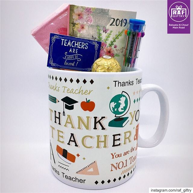 Teachers are a work of heart! 👩‍🏫 👨‍🏫 raf_giftry............. (Raf Giftry)