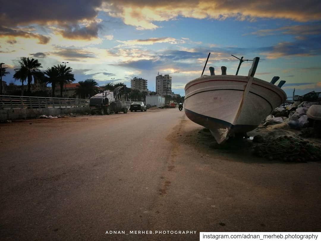 Mina ❤️😍 beach sun nature water TagsForLikes TagsForLikesApp ... (El Mina, Lebanon)