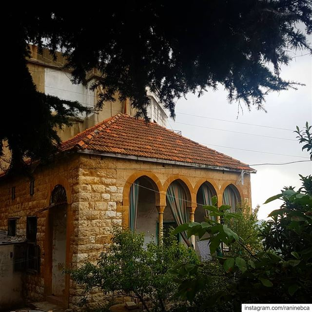 One of the oldest 🏡 in this... (Beït Chabâb, Mont-Liban, Lebanon)