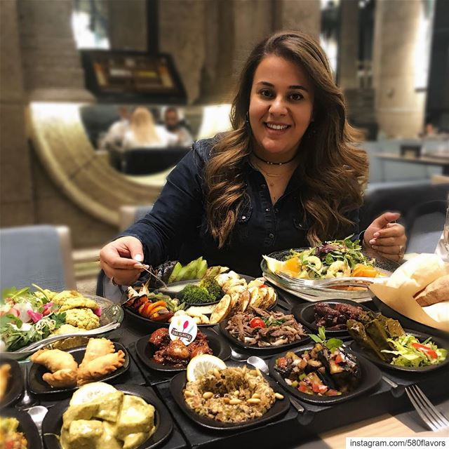 What's better than this tasty spread before lent 🙈 @bebabel.lb 😍😍 ...... (BeBabel Lebanon)