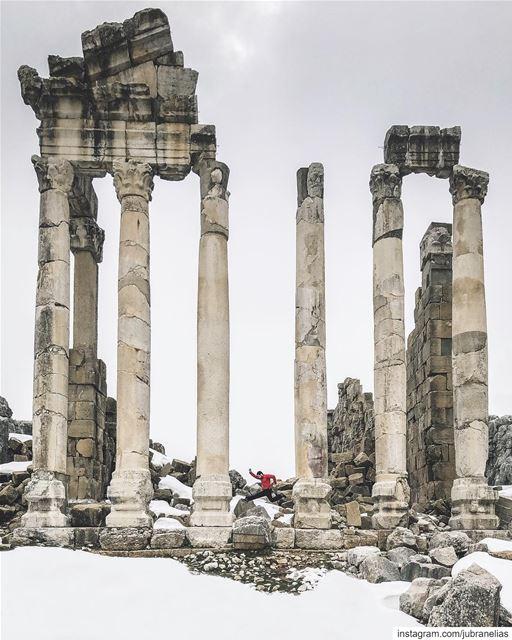 jubranjumps 🏃🏻♂️ (Faqra Ruins)
