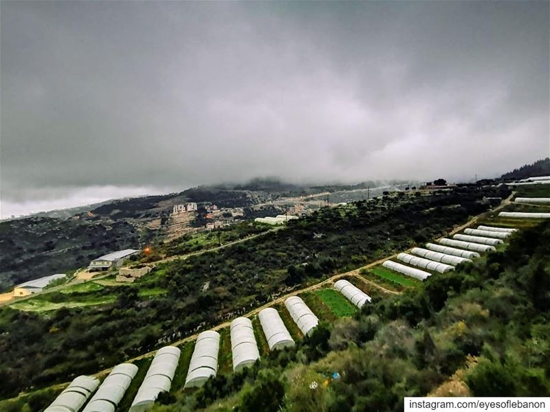 An amazing view from Namoura Credits to @storytellers_travelers lebanon... (Enn Namoura, Mont-Liban, Lebanon)