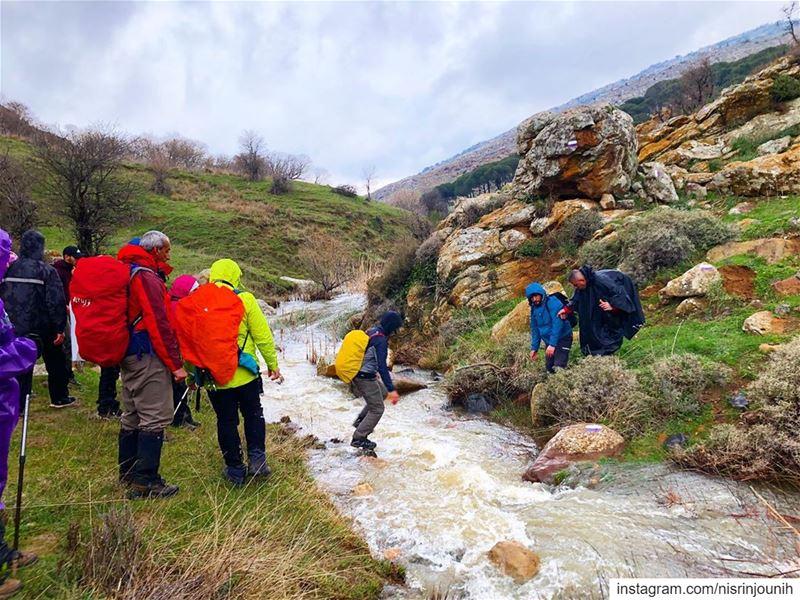 meetlebanon rivercrossing درب_الجبل_اللبناني ptk_lebanon superlebanon ... (Jezzîne, Al Janub, Lebanon)