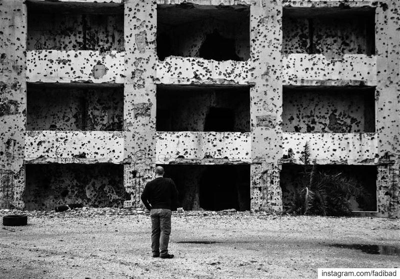 A war is not lost until you consider it lost. ( Eric von Manstein) ... (Beirut, Lebanon)