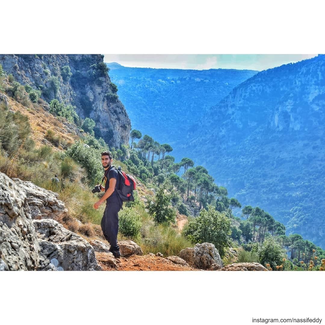 Can't get enough of this holly valley! livelovelebanon liveloveqadisha ... (Wadi Qannubin, Liban-Nord, Lebanon)