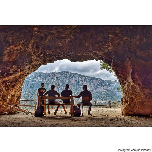 Cheers to the one shot selected between a hundred shots! livelovelebanon ... (Ouâdi Qannoûbîne, Liban-Nord, Lebanon)