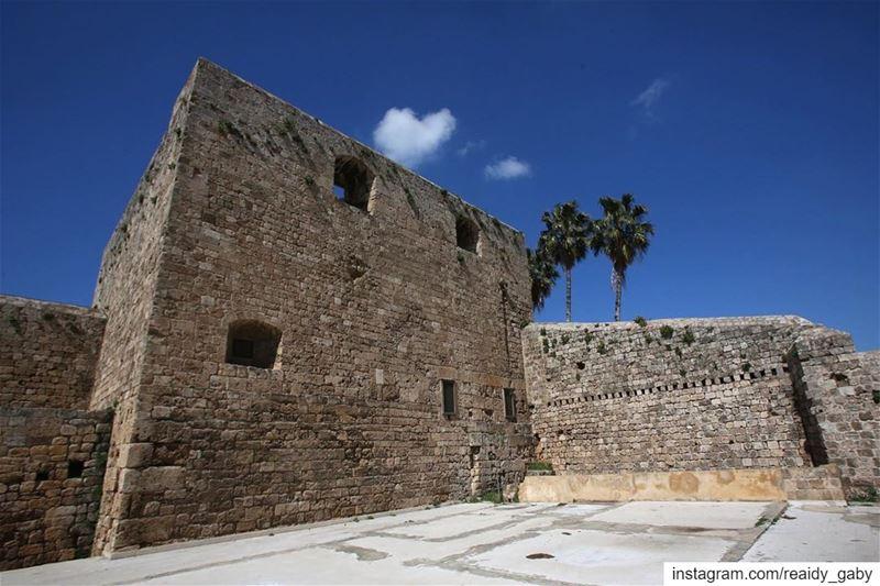 """قلعة طرابلس في لبنان القائمة مدينة طرابلس شمال لبنان عُرِفَت باسم قلعة """"سان"""