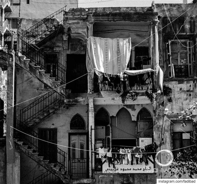 Inner stairs______________________________________________Beirut-Lebanon... (Beirut, Lebanon)