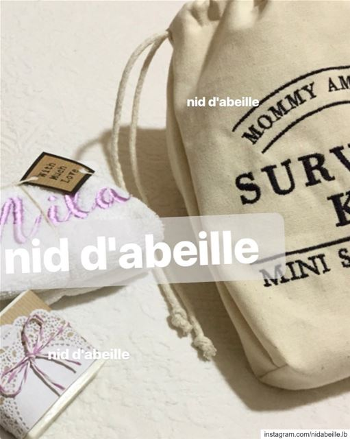 Mommy s survival kit💖 Write it on fabric by nid d'abeille  mothersday ...