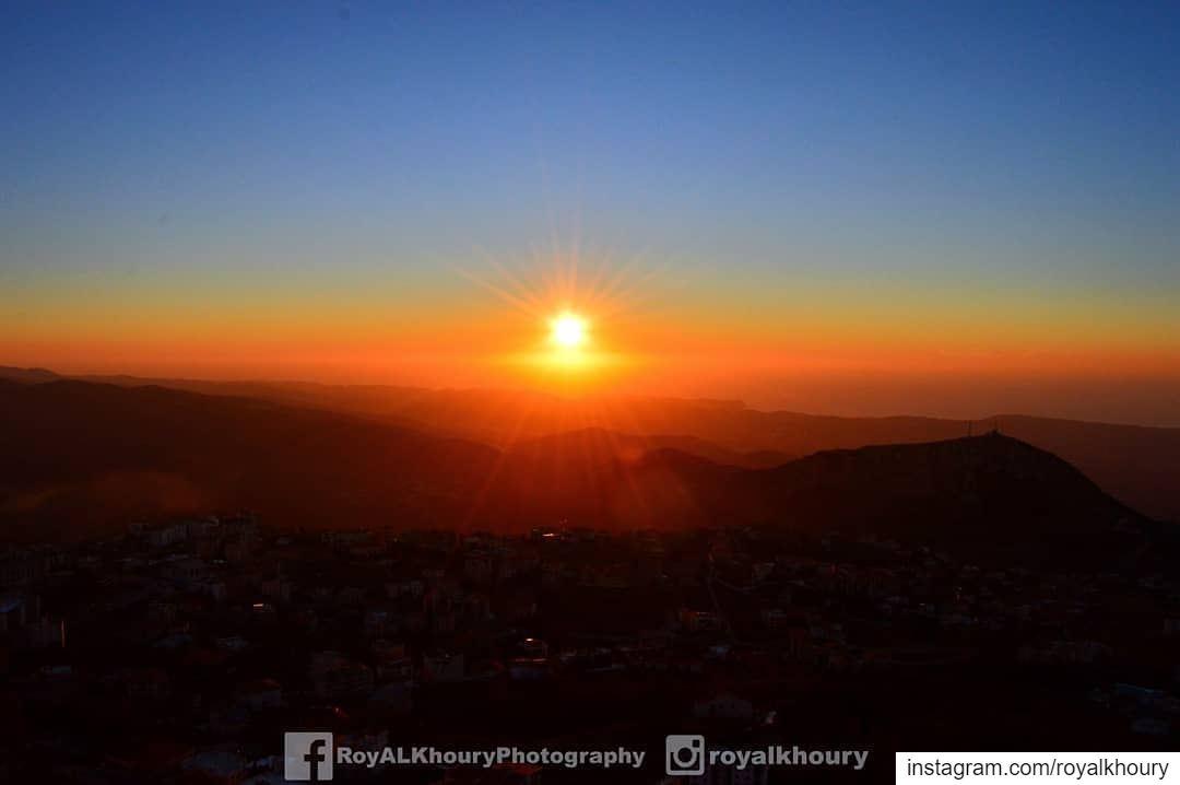 ehden sunset northLebanon Lebanon RoyALKhouryPhotography ... (Ehden, Lebanon)