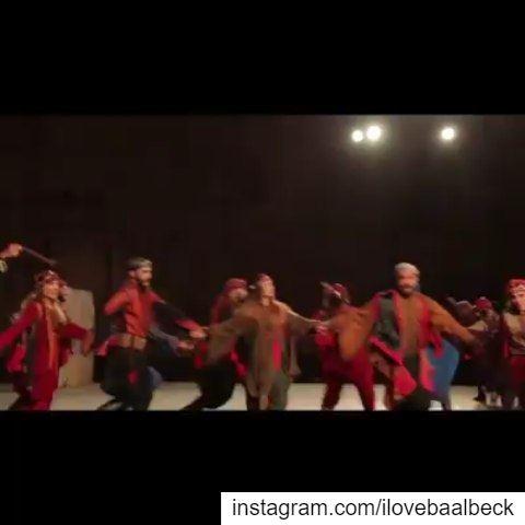 من مسرحية الا اذا لجورج خباز في مهرجانات بعلبك الدولية لصيف ٢٠١٨@georgeskh