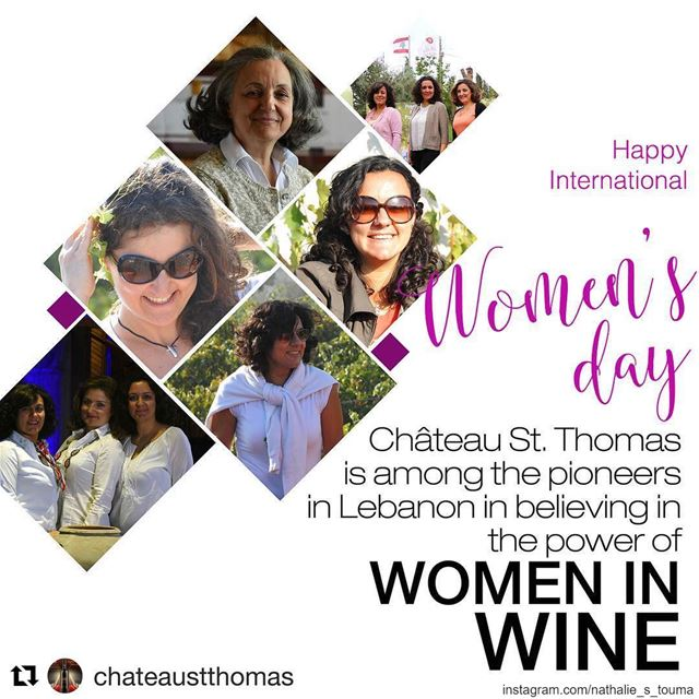 Happy International Women's Day to all wonderful ladies of the world 🍷🍷🍷