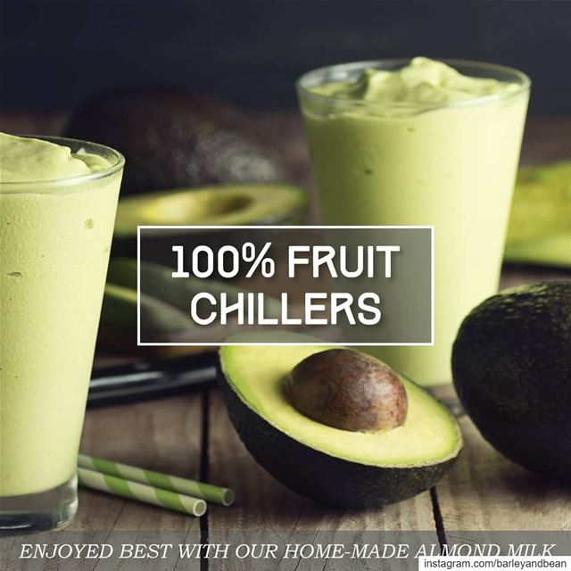 ⬆️ Featured ⬆️ AVOCADO HONEY BANANA POWER SMOOTHIE fresh fruit avocado... (Barley And Bean)