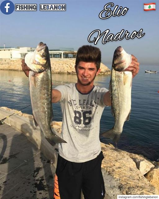 @angler_elio & @fishinglebanon - @instagramfishing @jiggingworld @whatsuple (Tripoli, Lebanon)