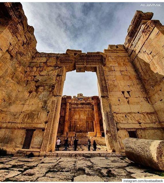 By @ali_jammal Baalbeck IloveBaalbeck Lebanon livelovebaalbeck ... (Baalbek, Lebanon)
