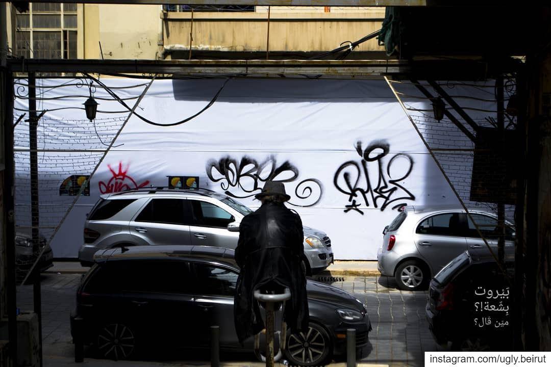 🇱🇧 People in the street series ( Gemayzee -Beirut)... uglybeirut بي (Gemayzee)