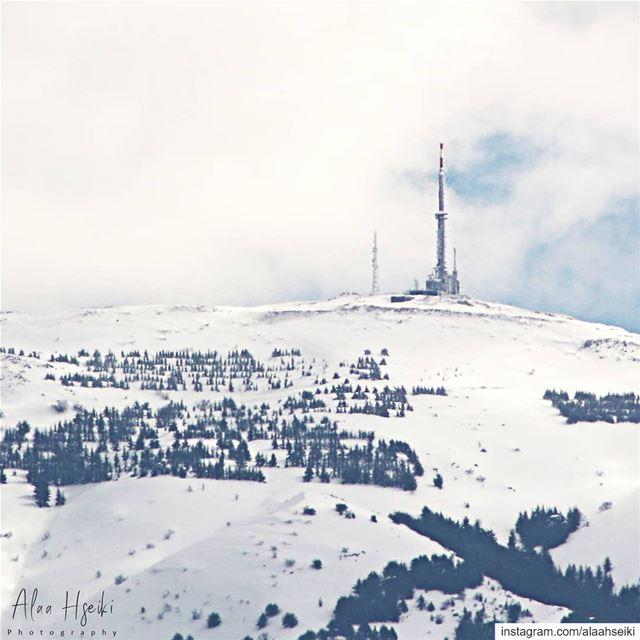 جبل الباروك من بلاكين الرادار بيصور ❤️ 12KM 🔭... Hseiki Lebanon ... (Bâroûk, Mont-Liban, Lebanon)