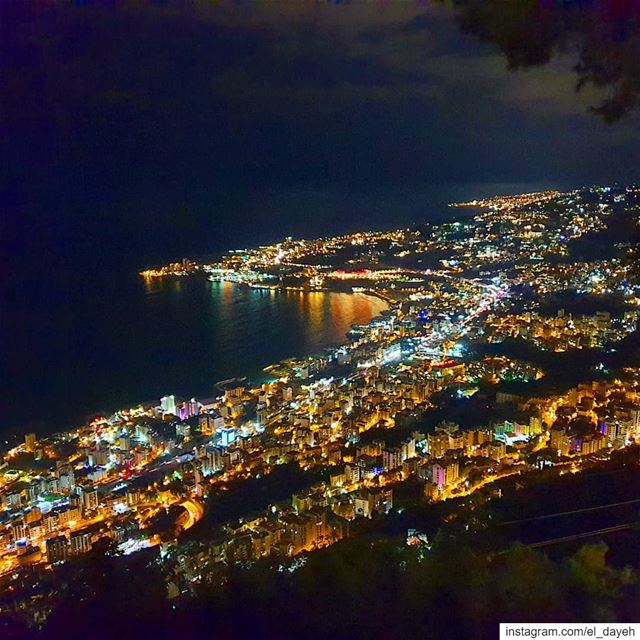 ❤❤🇱🇧🇱🇧 amazinglebanon  view  beautifulnight  photography  mypassion ...