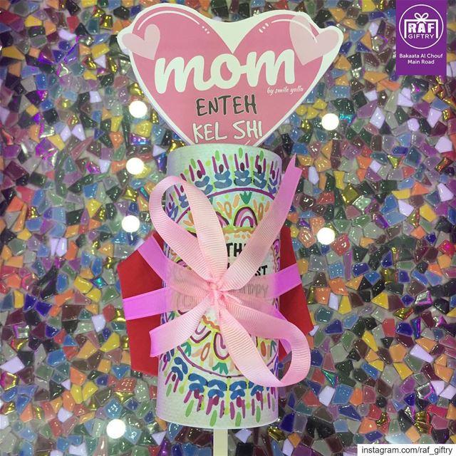 Mom Enteh Kel Shi 💕 raf_giftry............. giftwrapping ... (Raf Giftry)