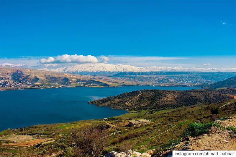 Levanon bekaa lebanon levanon tour nature livelovebekaa ... (Saghbîne, Béqaa, Lebanon)