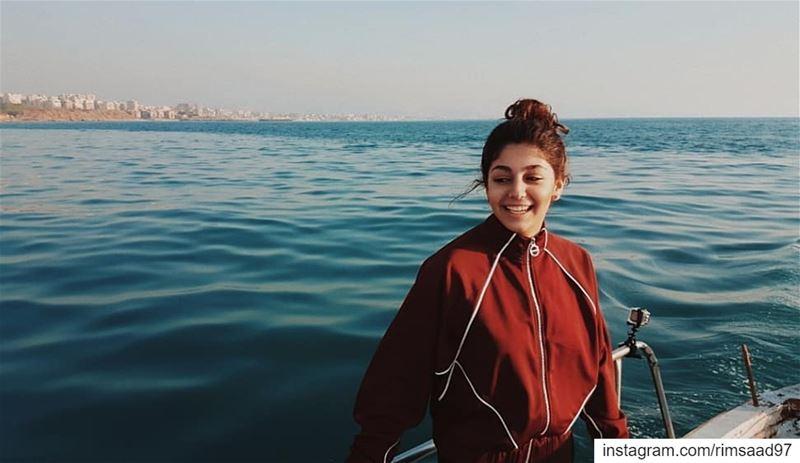 Happy kid⚓ (Beirut, Lebanon)