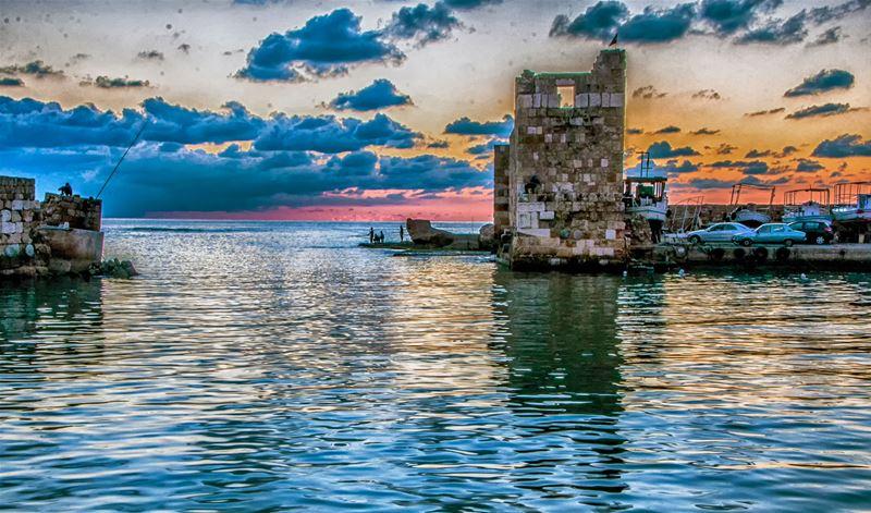 Byblos Beach Castle