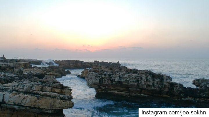 Serenity by kfarabida🇱🇧🌊🇱🇧......... lebanon batroun ...