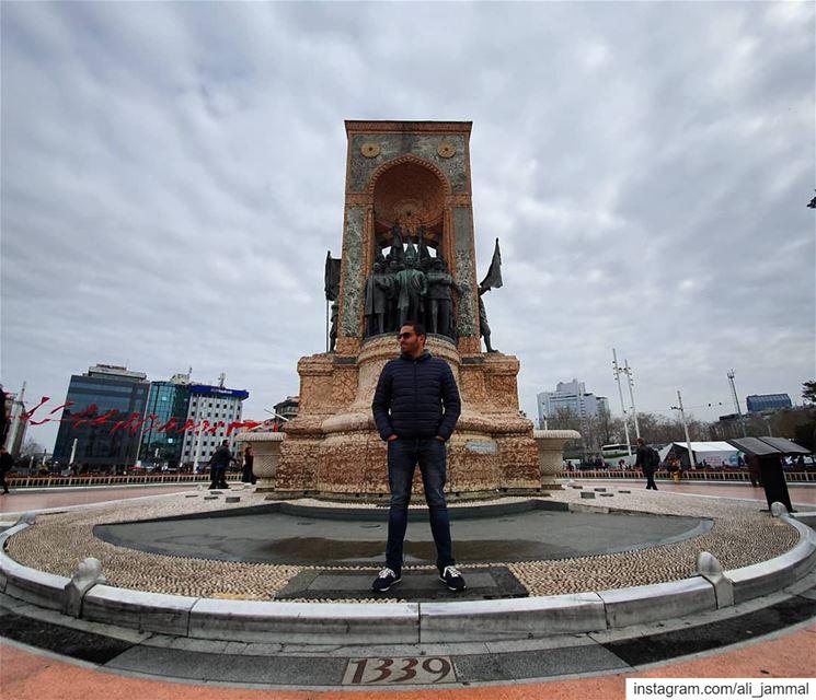 istanbul turkey taksim spring spirits spirit me igers igdaily ... (Taksim Square)