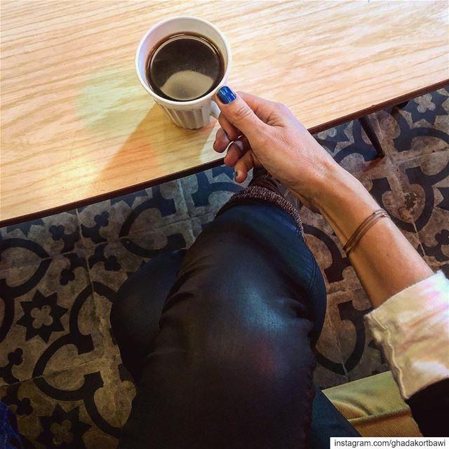 5 down! ☕️☕️☕️☕️ to go mycoffeeisnotyourcoffee..... mycoffee ... (Tota)