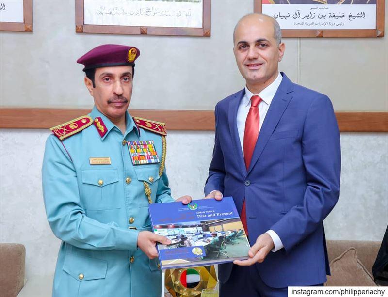 """شرطة عجمان"""" تطلق مبادرة صندوق التسامح لتخفيف عن النزلاء المعسرين، والمساهمة (Al Ajman)"""