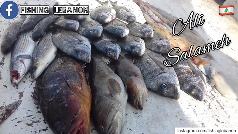Ali Salameh & @fishinglebanon - @instagramfishing @jiggingworld @whatsupleb (Beirut, Lebanon)