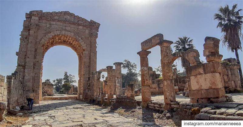 Tyre Roman Hippodrome! (Tyre Hippodrome)