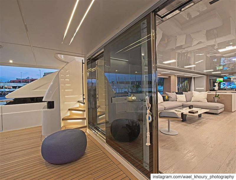 instagood love besutiful interiordesigner decor boat luxury ... (Beirut, Lebanon)