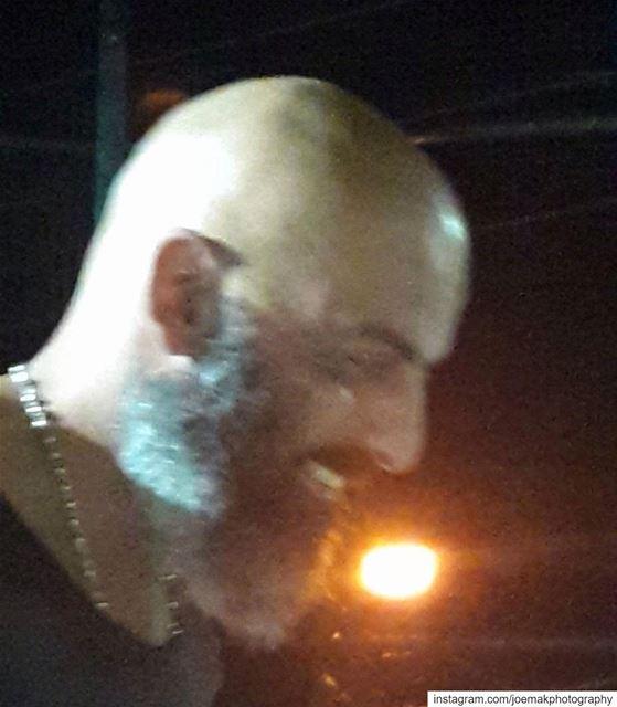 Blurry smile... me smile smiling beard bearded beardedvillains ...