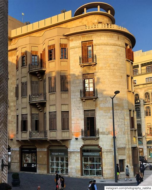 The magic of old architecture  heritage  house  street   old  beirut ... (Beirut Souks)
