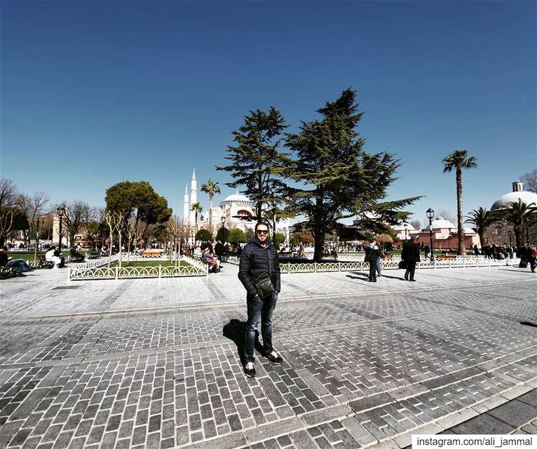 istanbul turkey hagiasophia museum spring spirits spirit me igers... (Hagia Sophia Museum)