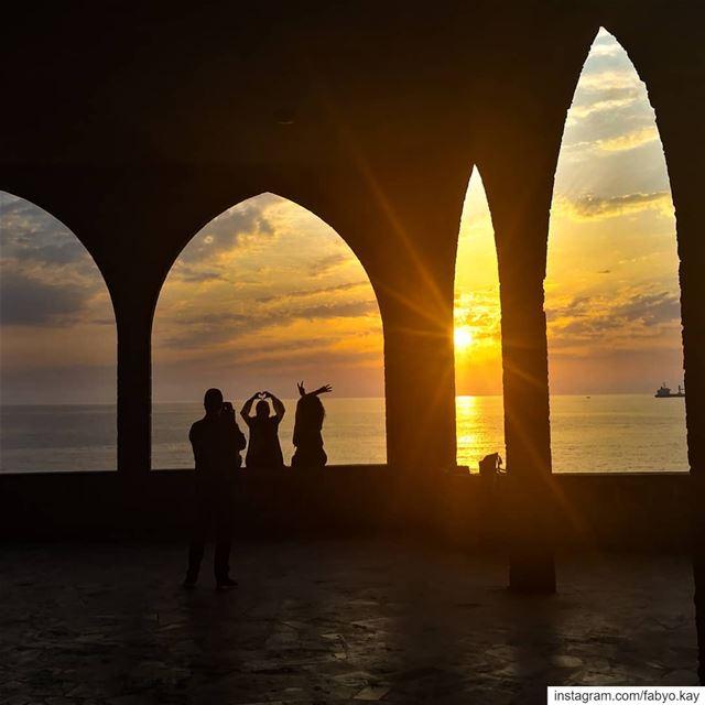____Batroun _____ lebanon*** sunset lebanon batroun arcades... (Batroûn)