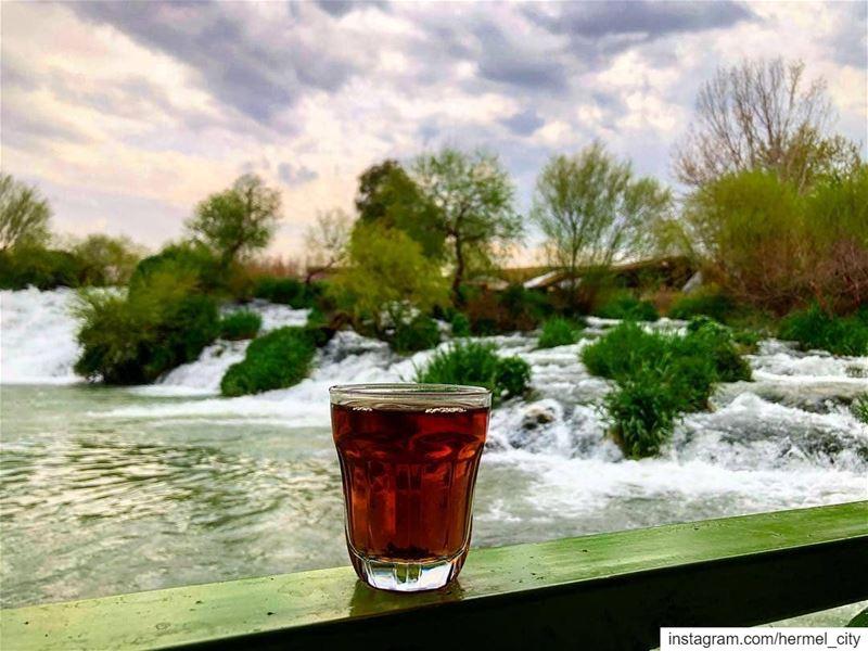 teatime by @zeinabtueni hermel hermel_city bekaa lebanon_pictures ... (El Hermel, Béqaa, Lebanon)