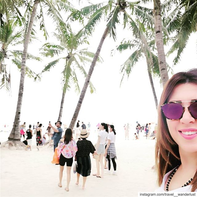 🌴--- TakeMeTo philippines Boracay Island Sea Beach summer ... (White Beach - Boracay Island, Philippines)