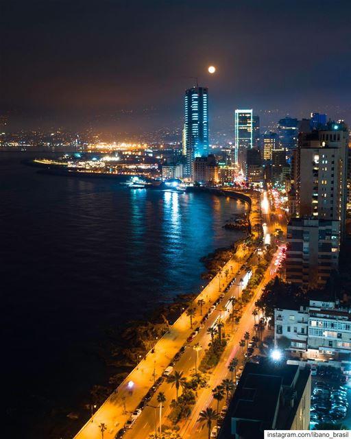 🇱🇧🇧🇷 Quando se está em Beirute, não há tempo ruim, nem mesmo um final... (Beirut, Lebanon)