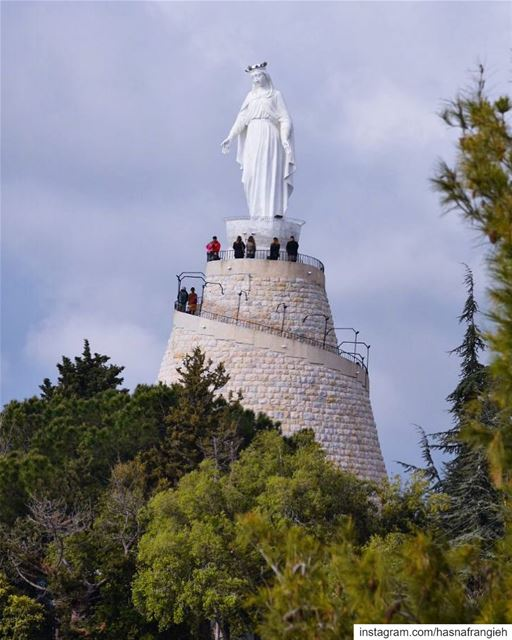 From Mary, we learn to surrender to God's will in all things.From Mary,... (Our Lady of Lebanon)