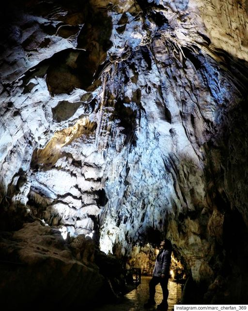 The  Cave You Fear To Enter, Holds The Treasure You Seek...Take a moment... (Sir Ad Dinniyah, Liban-Nord, Lebanon)