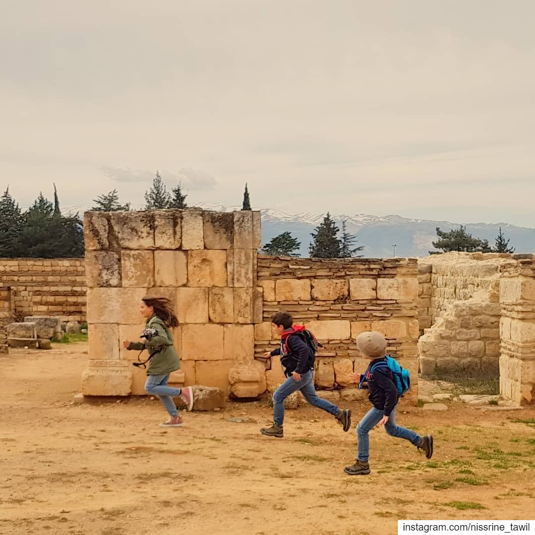 Life is meant to be lived... kids anjar lebanon instakids instagram ... (`Anjar, Béqaa, Lebanon)