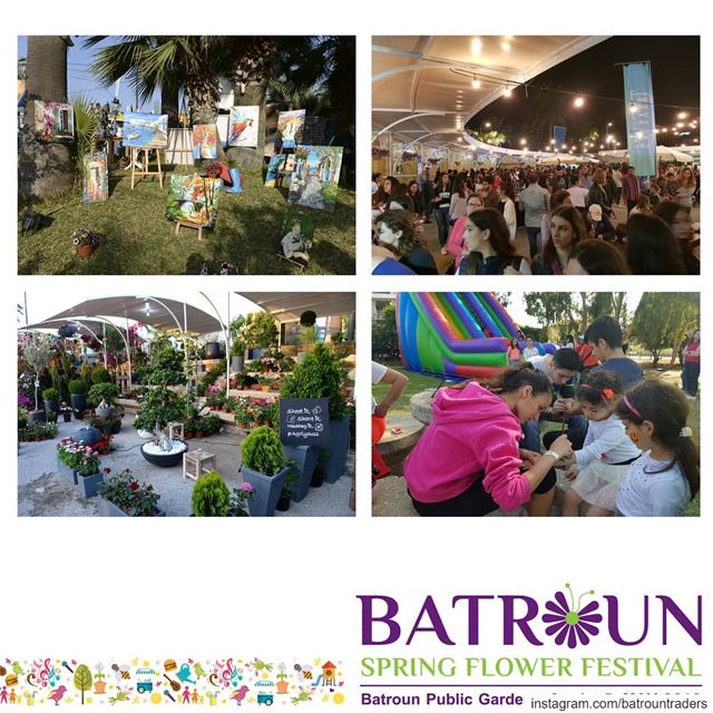 batroun spring_flower_festival batrounspringfestival ... (Batroun Spring Flower Festival)
