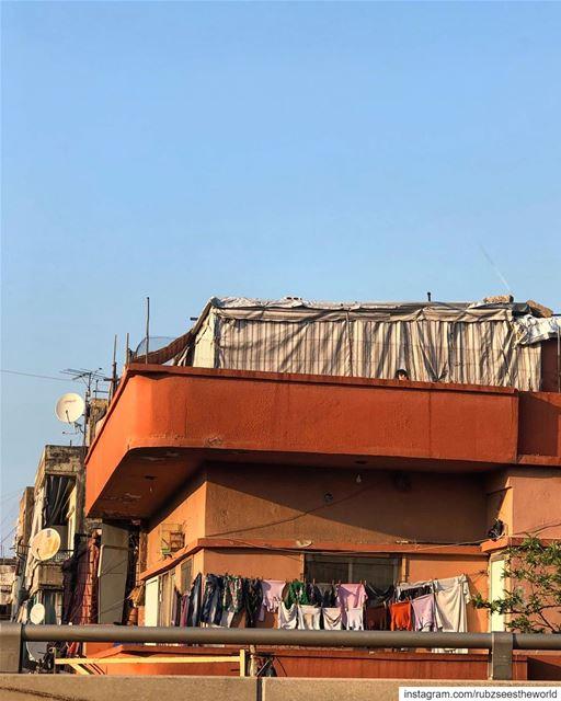 Burj Hammoud, Lebanon: Little head peaking through the curtains. Do you... (Burj Hammud)