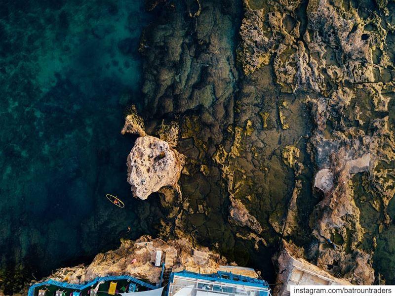 batroun beach batrounbeach batrouncoast sea mediterraneansea ... (Batroûn)