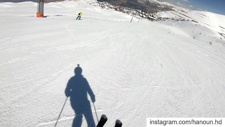 ski skiing⛷ skiing mzaarskiresort kfardebian lebanon ... (Mzaar Ski Resort Kfardebian)
